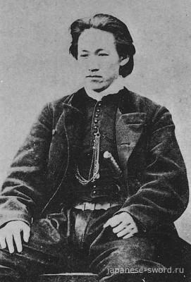 Japanese-Sword - Toshizo Hijikata