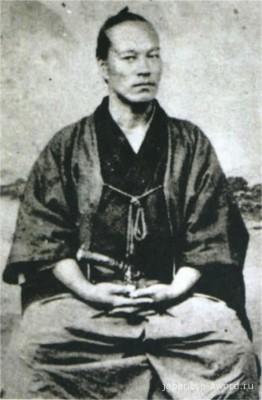 Japanese-Sword - Tesshu Yamaoka