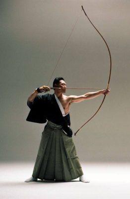 Мастер японского лука