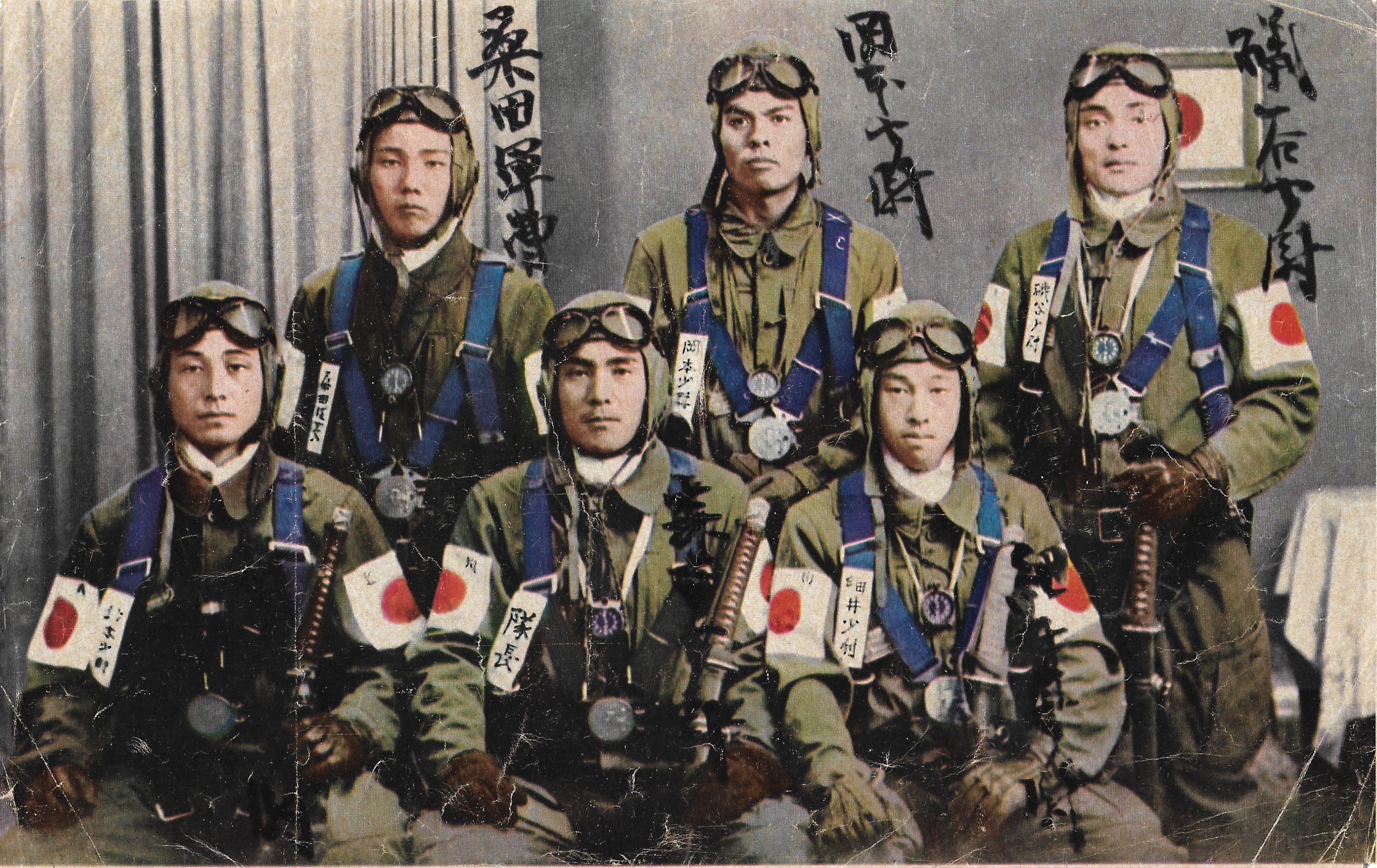 JAAF-Kamikaze-group