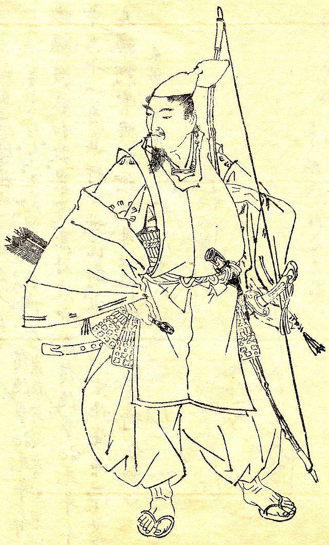 Минамото Ёримицу