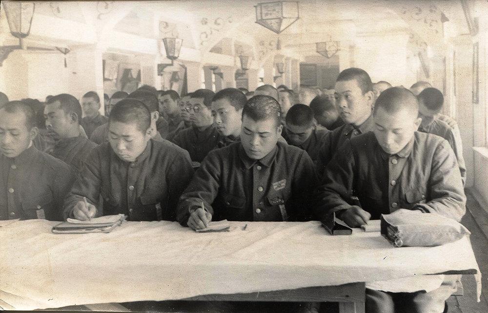 Демократический актив японских военнопленных